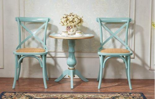 Кофейный комплект (столик + 2 стула)