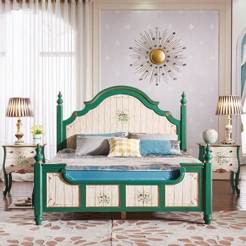 Кровать двухместная Fleur chantante, Лето