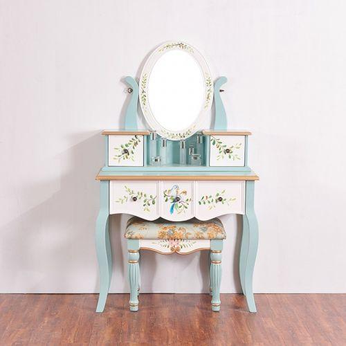 Макияжный столик Fleur chantante, Птицы