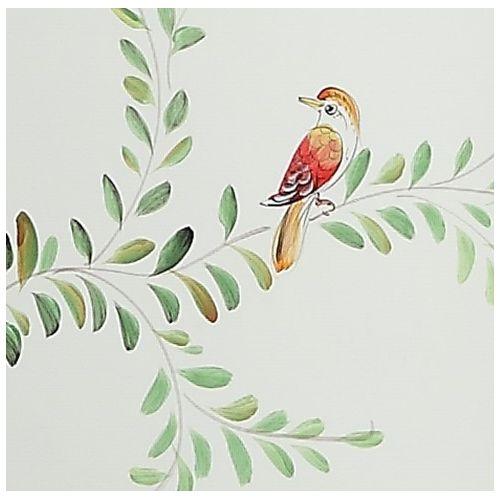 Комод 150 Fleur chantante, Птицы