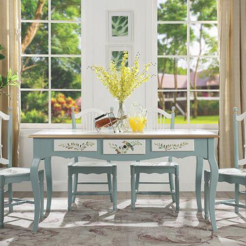 Обеденный стол Fleur chantante, Птицы