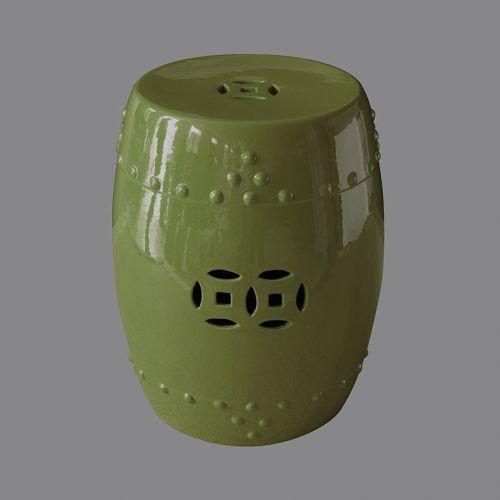 Табурет керамический  TJC10, Хаки