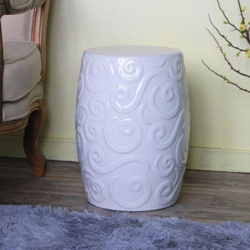 Табурет керамический XYD003, Волны