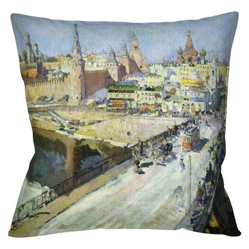 Арт-подушка «Москворецкий мост»