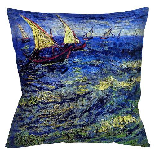 Арт-подушка «Сен-Мари»