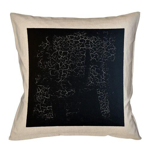 Арт-подушка «Черный квадрат»