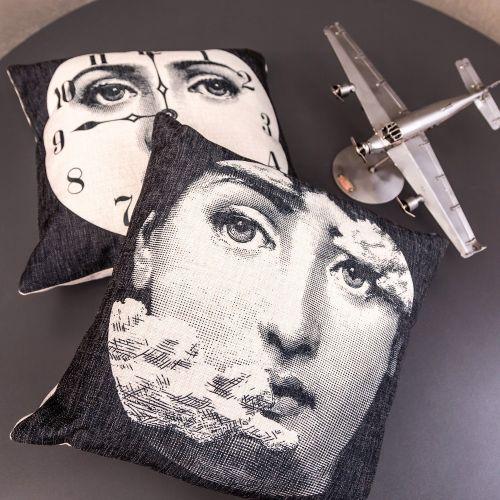 Арт-подушка «Лина», версия «Седьмое небо»