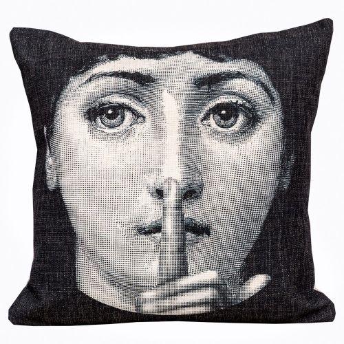 Арт-подушка «Лина», версия «Секрет»