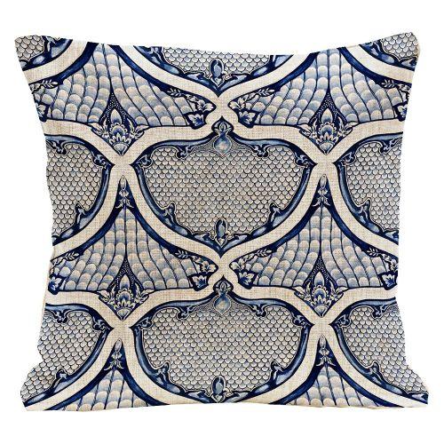 Интерьерная подушка «Флесселле»