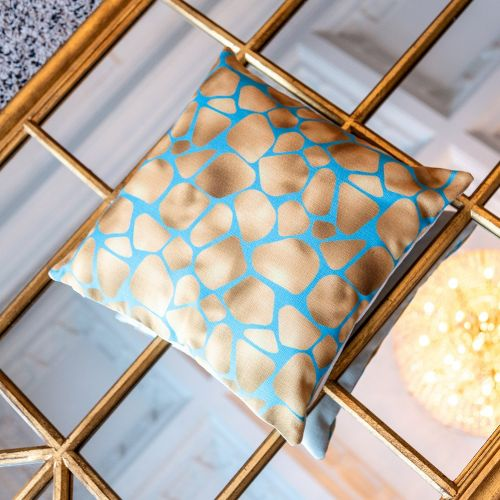 Интерьерная подушка «Сахара» (искра)