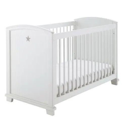 Детская кровать с решеткой  EJА-16