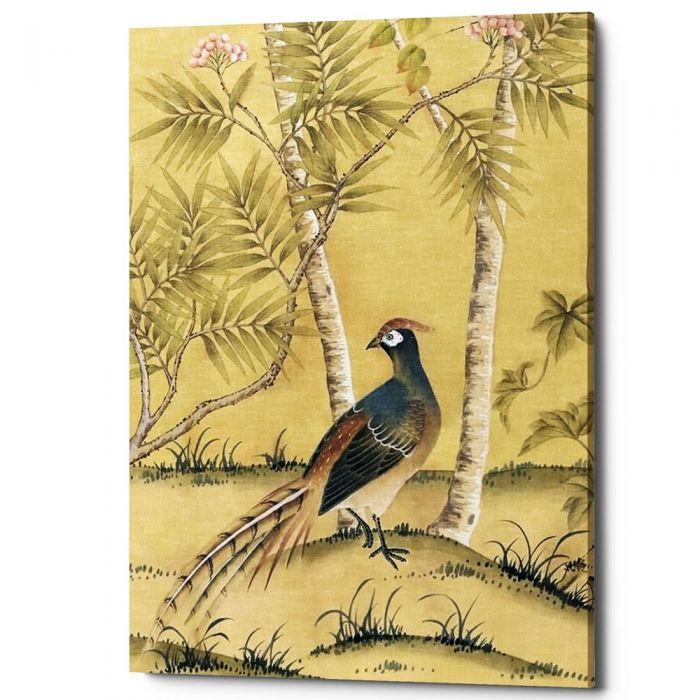 Картина «Шинуазри», версия 6 (холст, галерейная натяжка)