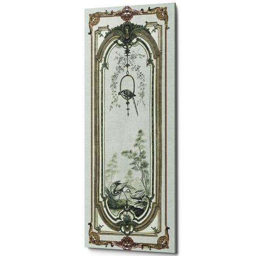 Картина «Шинуазри, часть 2» (холст, галерейная натяжка)