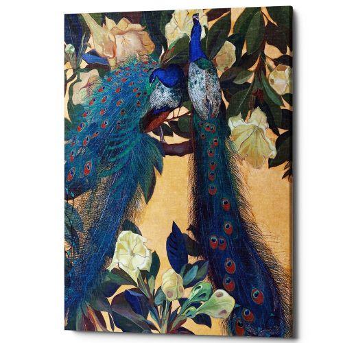 Картина «Царь-птица», версия 2 (холст, галерейная натяжка)