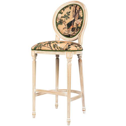 Барный стул «Шинуазри»