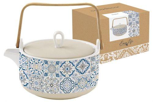 Чайник (синий) CASADECOR в инд.упаковке