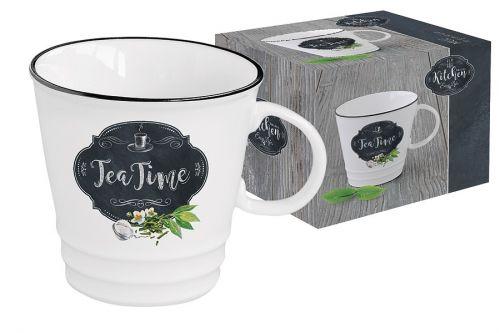 Кружка Кухня в стиле Ретро (чай) в подарочной упаковке