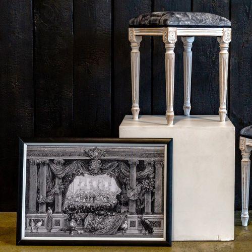 Банкетка «Дворец Тюильри Petit»