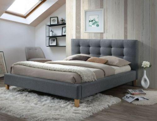Кровать Signal TEXAS (серый) 140/200