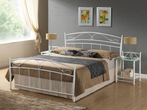 Кровать Signal SIENA (белый) 120/200