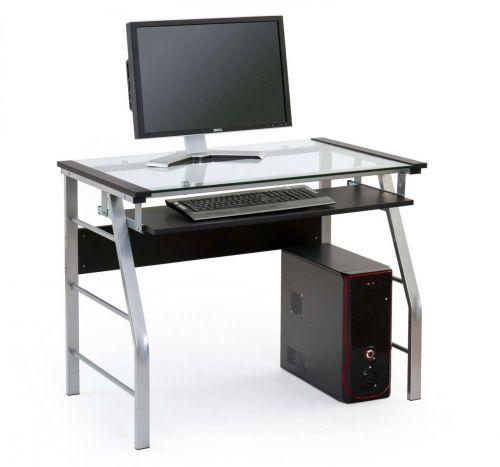 Стол компьютерный Halmar B-18 (черный)