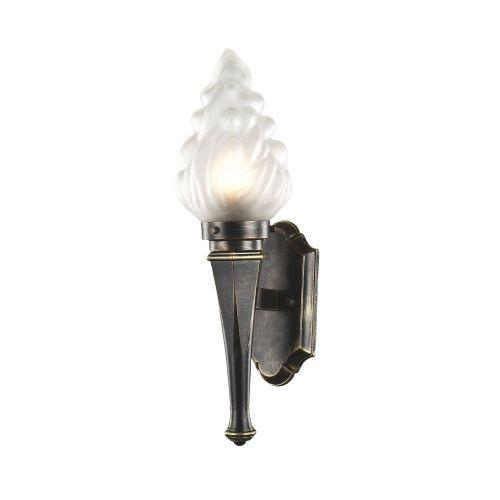 1803-1W, уличный светильник, Fackel