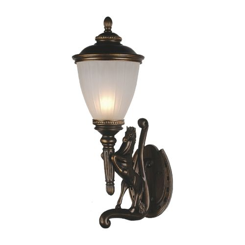 1334-1WL, уличный светильник, Guards