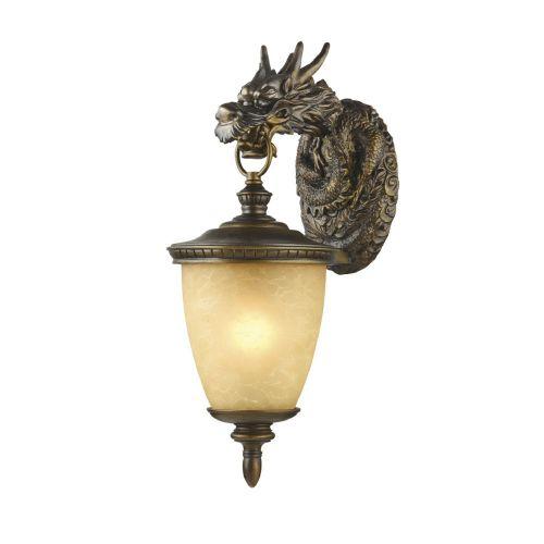 1716-1W, уличный светильник, Dragon