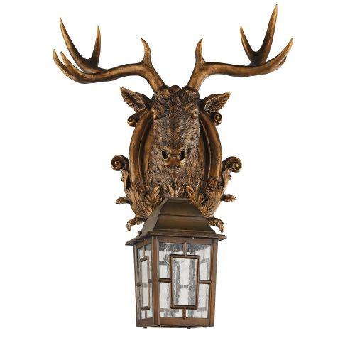 2078-1W, уличный светильник, Hunt