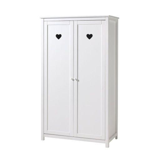 Двухдверный платяной шкаф EJА-19