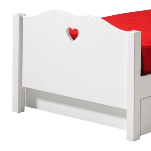 Кровать 90x200 см с ящиком EJА-27