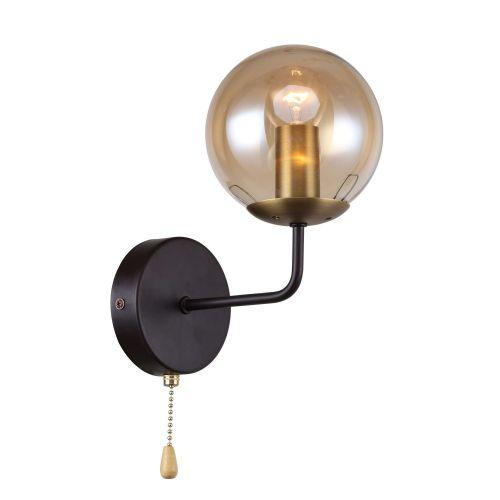 2344-1W, настенный светильник, Modestus