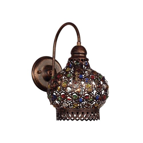 1666-1W, настенный светильник, Latifa