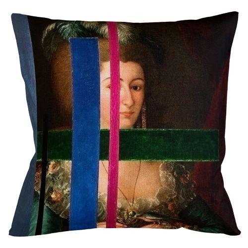 Арт-подушка «Каролина»