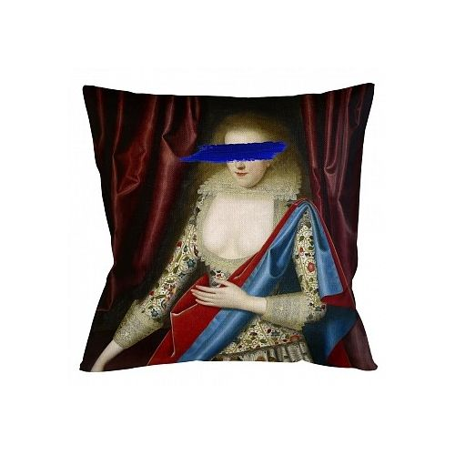 Арт-подушка «Леди Джейн»