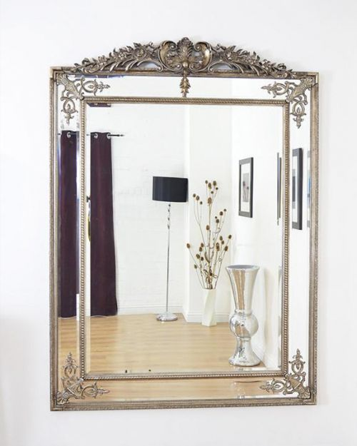 "Напольное зеркало ""Дилан"" Florentine Silver/19"