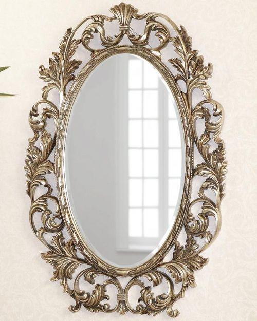 """Зеркало """"Гойя"""" Florentine Silver"""