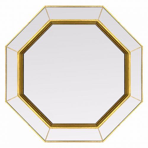 Зеркало Espresso Gold
