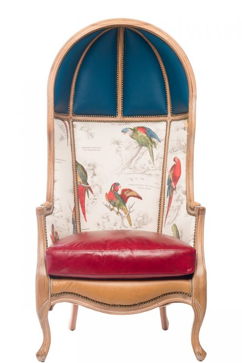 Кресло Попугаи