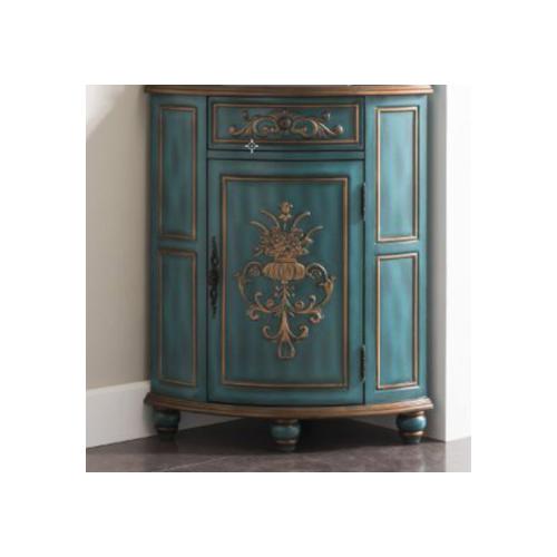 Угловой стеллаж Cilan, 145, синий