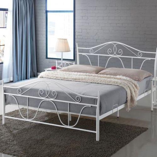 Кровать Signal DENVER (белый) 160/200