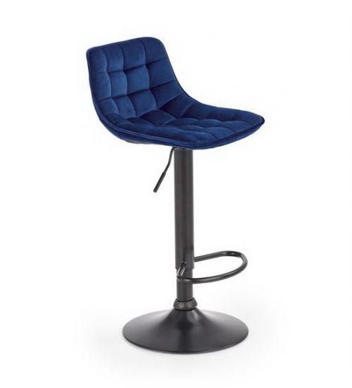 Барный стул Halmar H-95 (синий)