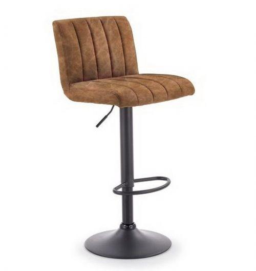 Барный стул Halmar H-89 (коричневый/черный)
