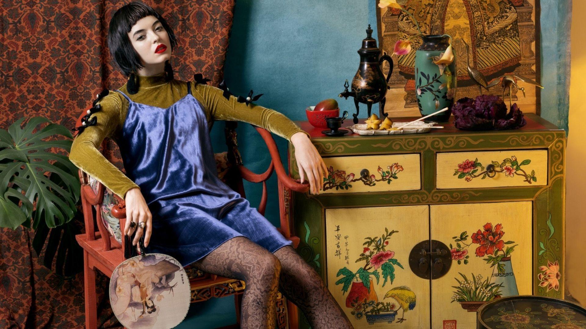 Скидка на китайскую традиционную мебель